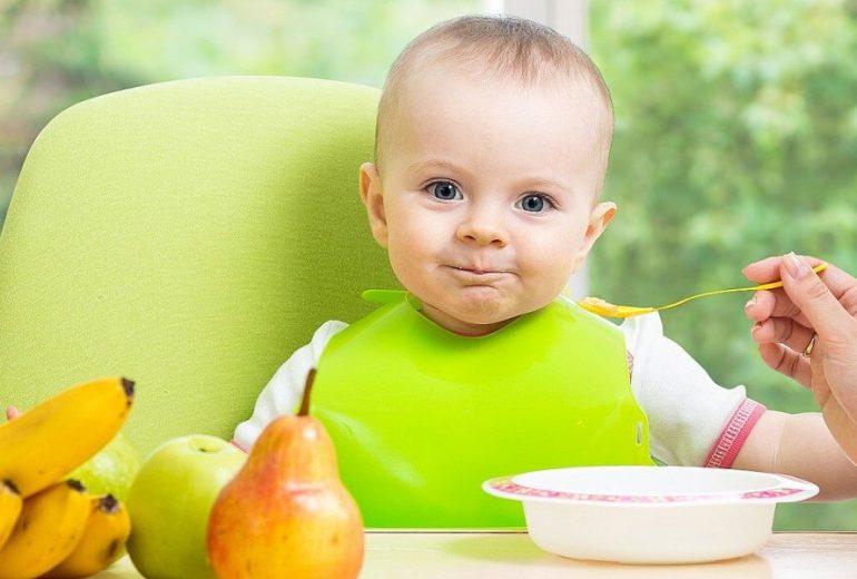 Признаки готовности к вводу прикорма, часть 4, фрукты